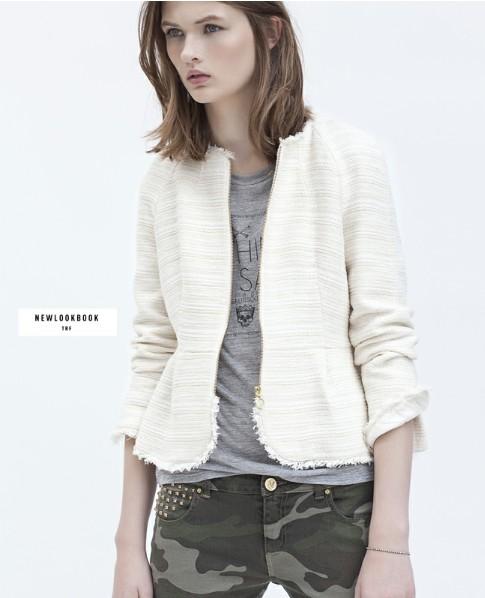 ¿Qué os parece el nuevo look Zara?