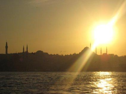 restaurantes Estambul comer Santa Sofia