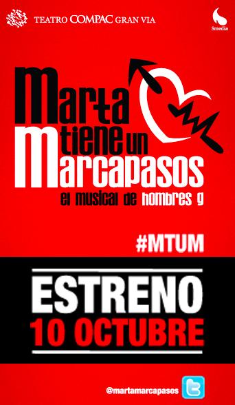 Musical Marta tiene un Marcapasos